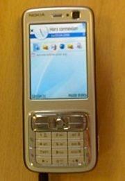 Nokia N73. Primeras fotos.