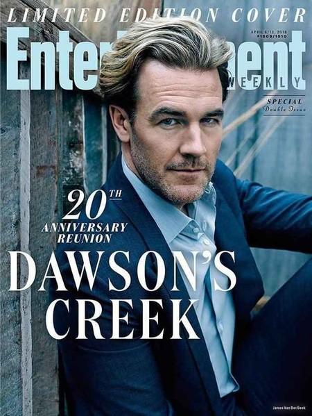 Y Veinte Anos Despues El Cast De Dawson S Creek Se Reune De Nuevo Para Entertainment Weekly 1