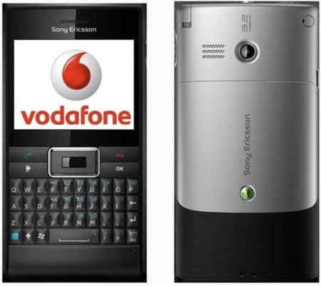 Vodafone lanza el Sony Ericsson Aspen 'Office Phone' con Office Mobile 2010
