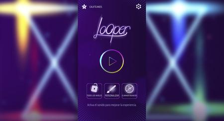 Fluye con los ritmos de Looper!, el juego para poner a prueba tu pulso musical
