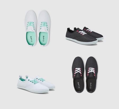 Baratas y con envío gratis: las zapatillas Unit en gris o blanco pueden ser nuestras por sólo 3,96 euros en AliExpress