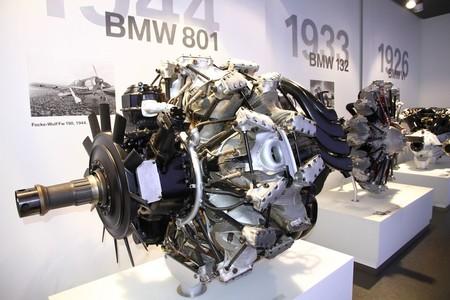 motor avión bmw