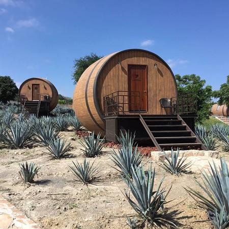 Matices Hotel de Barricas, una experiencia única para los fans del tequila