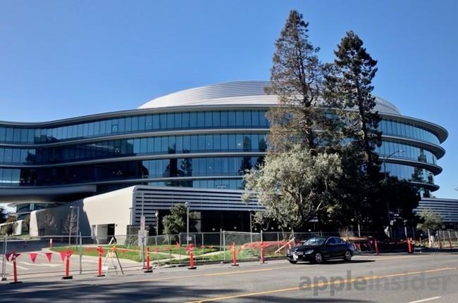 Apple Campus 3 Sunnyvale 1