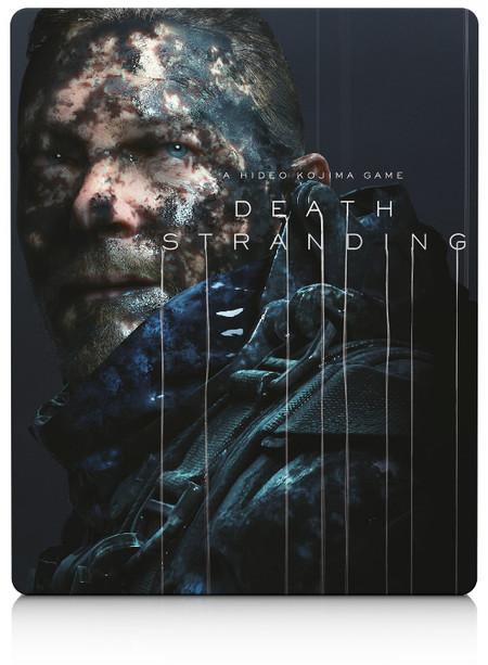 Death Stranding Ps4 Box