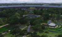 El último sitio en tener Flyover es... el Campus 2 de Apple