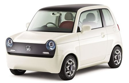 Honda-EV-N-concept
