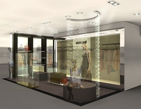 Nueva tienda Roberto Cavalli en el lujoso Shinjuku Takashimaya, Tokyo