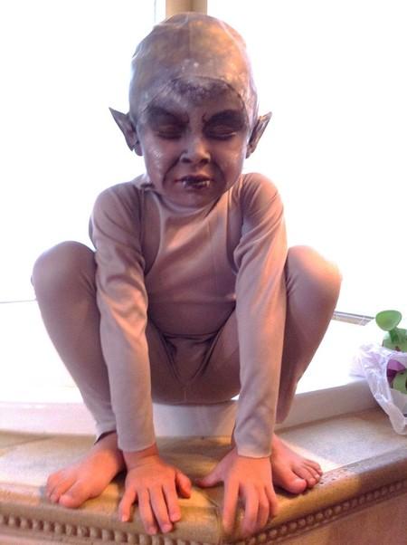Disfraz Halloween Facil Barato Gargola