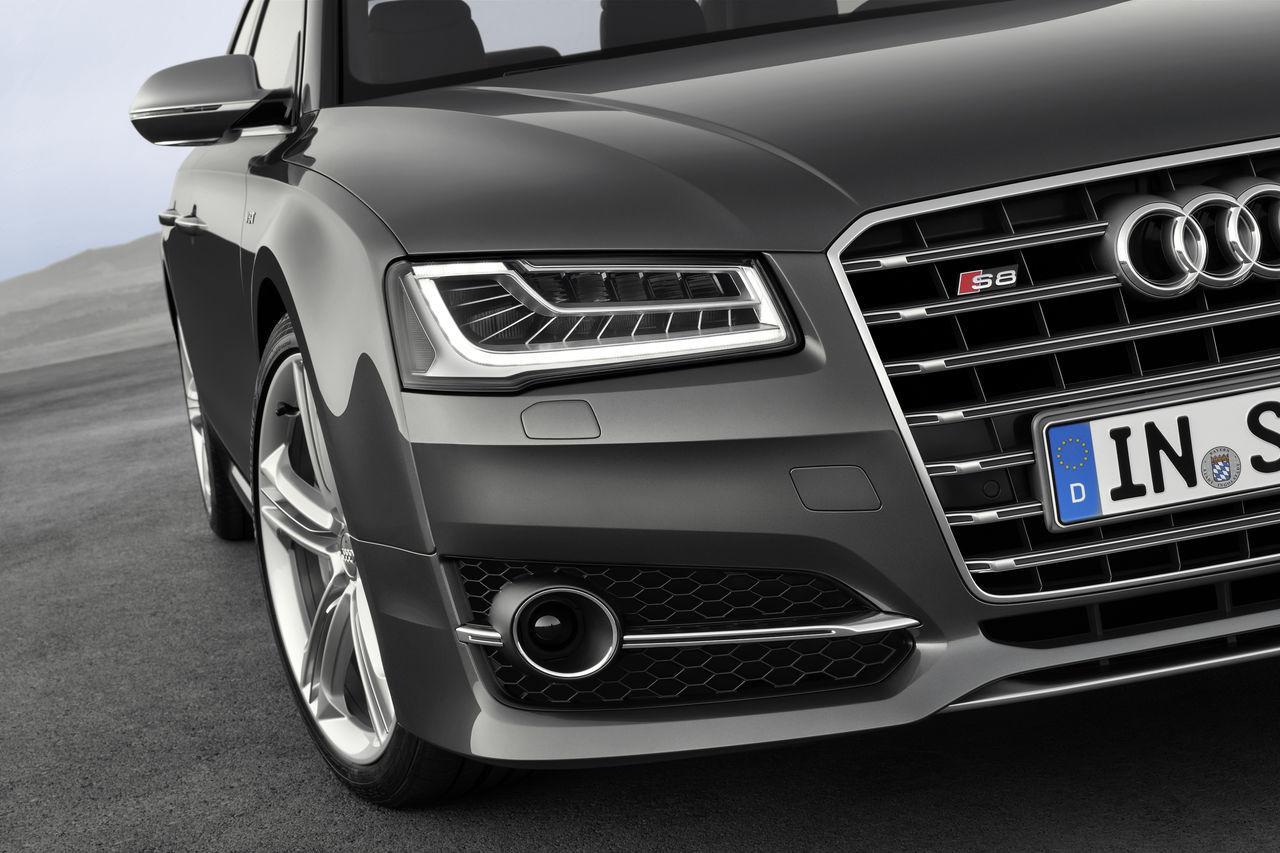 Foto de Audi A8 2013 (50/67)