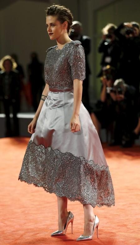 Kristen Stewart Chanel Festival Venecia Equals 2