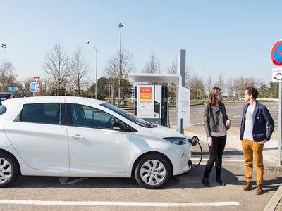 ¿Cuándo tendrá Europa una infraestructura suficiente para el coche eléctrico?