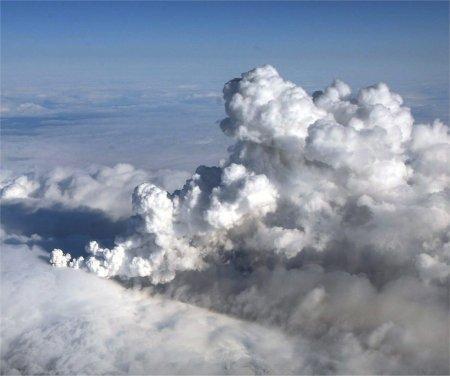 ¿Las cenizas del volcán islandés podrían enfriar clima?