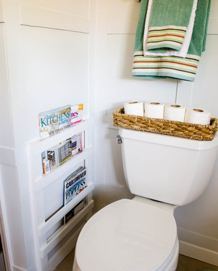 Tinas De Baño Viejas:Tu baño necesita orden? 19 accesorios con los que conseguirlo