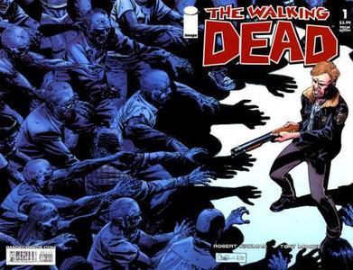 'Los Muertos Vivientes', la adaptación que AMC prepara del cómic de Robert Kirkman