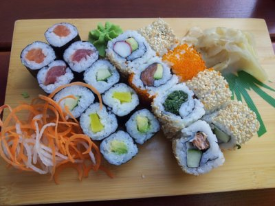 Sushi, ¿una alternativa realmente saludable?