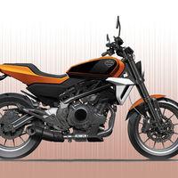 La Harley-Davidson HD350 montará el nuevo motor de Qianjiang: un bicilíndrico de 353 cc y 36 CV según sus primas chinas