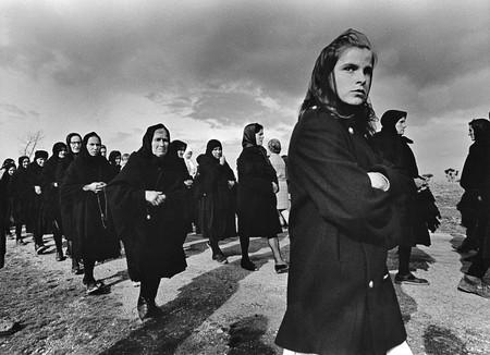 5 Rafael Sanz Lobato. Viernes Santo. Bercialos de Aliste. Zamora 1971