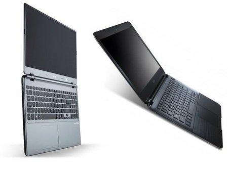 Acer quiere brindar una nueva imagen con sus Aspire 5 y TimeLine Ultra