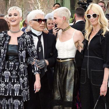 Así fue la historia de Karl Lagerfeld y Chanel, un idilio que marcó la historia de la moda