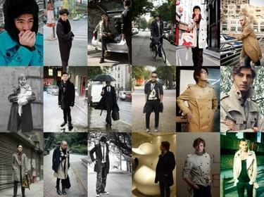Días de lluvia y trenchs. Especial street style (II)