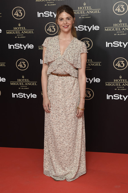 Fiesta Instyle Looks Actrices Alfombra Roja 2017 5