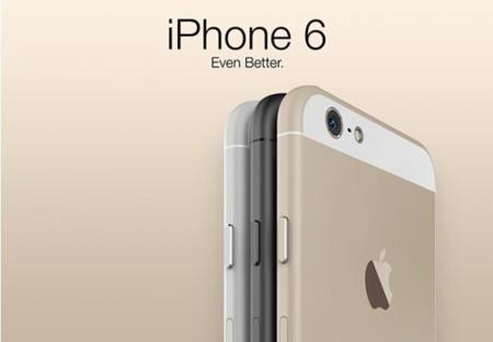 Así podrían ser los grafismos del iPhone 6