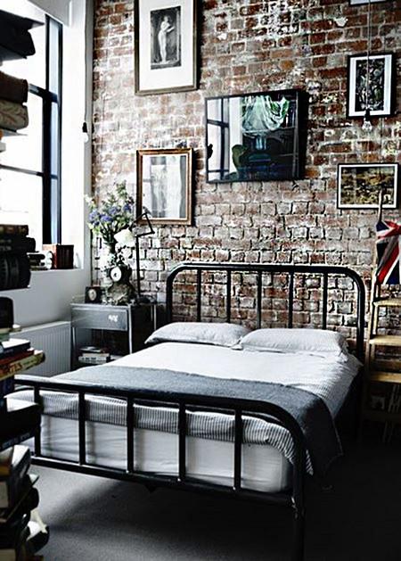 Dormitorio Ladrillo 8