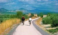 Jaén: La vía verde del aceite