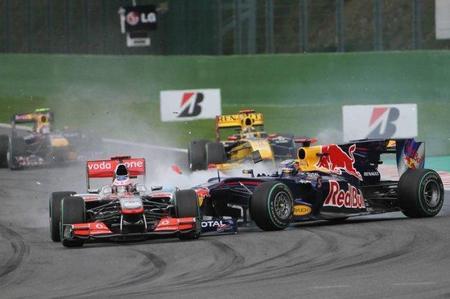 ¿Fue justa la sanción a Sebastian Vettel?