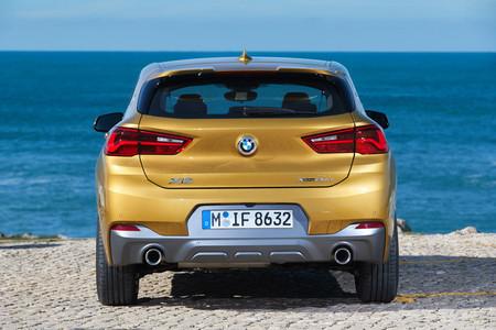 BMW X2 2018 trasera