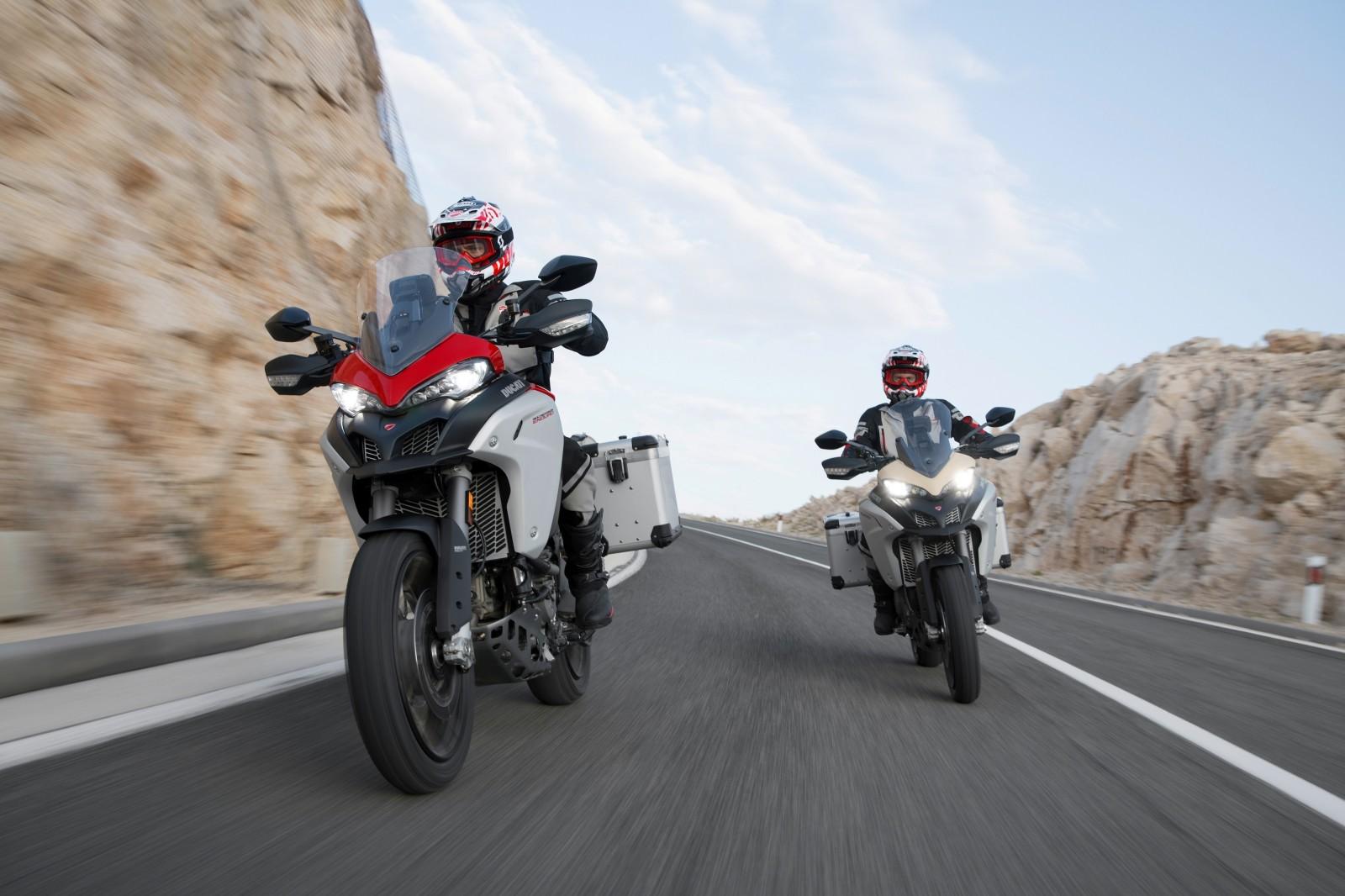 Foto de Ducati Multistrada 1260 Enduro 2019 (54/68)