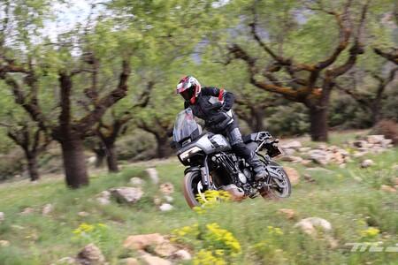 Harley Davidson Pan America 1250 2021 Prueba 031