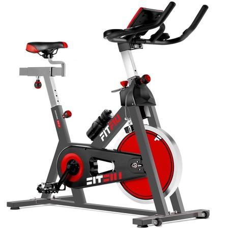 """Por 149 euros tenemos esta bicicleta de spinning ergonómica BESP-22 de Fitfiu durante la campaña """"esto es eBay"""""""