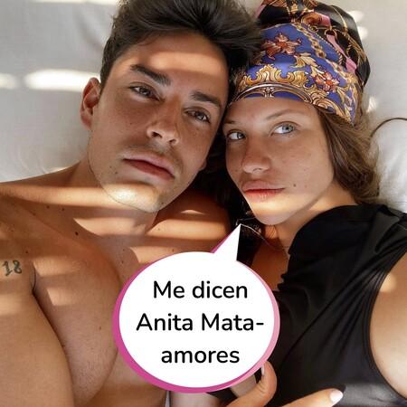 Anita Matamoros rompe definitivamente con su novio David Salvador tras tres años de relación: Así lo ha anunciado a través de Instagram