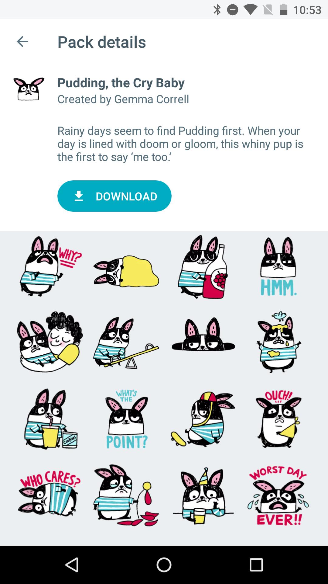 Foto de Google Allo Stickers (10/24)