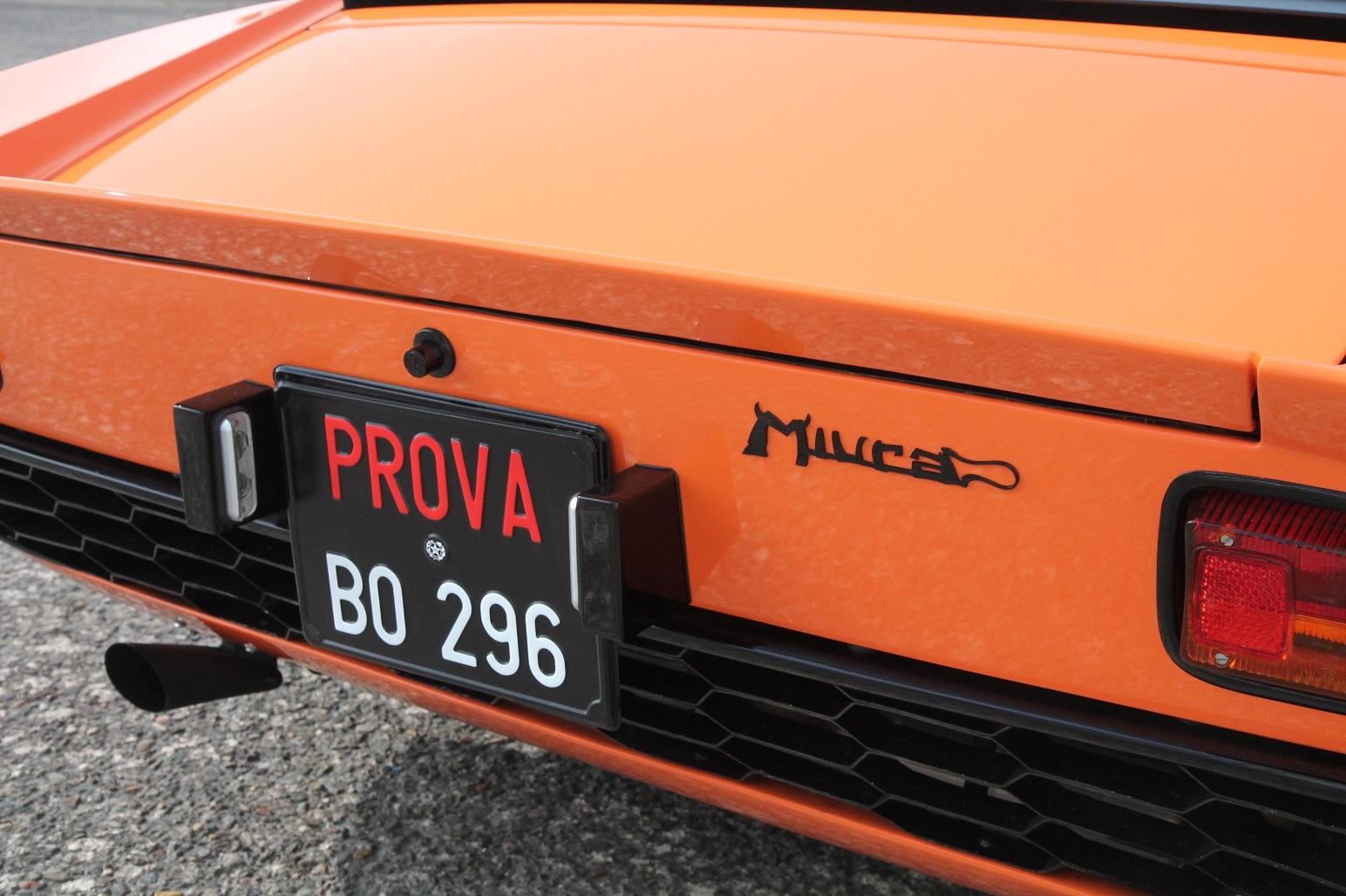 """Foto de Lamborghini Miura P400 """"The Italian Job"""" (3/10)"""