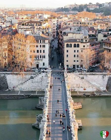 4. Roma, en Italia