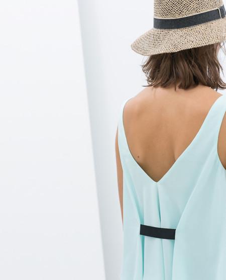 Quiero ser joven y tener el vientre plano para poder lucir todos los crop tops de Zara TRF