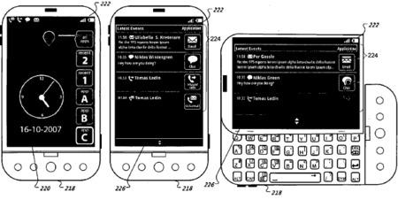 Google espera conseguir la patente de la barra de notificaciones ¿la usará contra Apple?