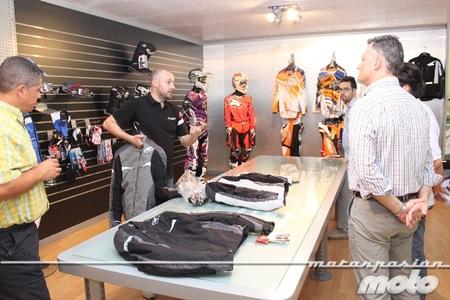 Exposición en Axo Sport