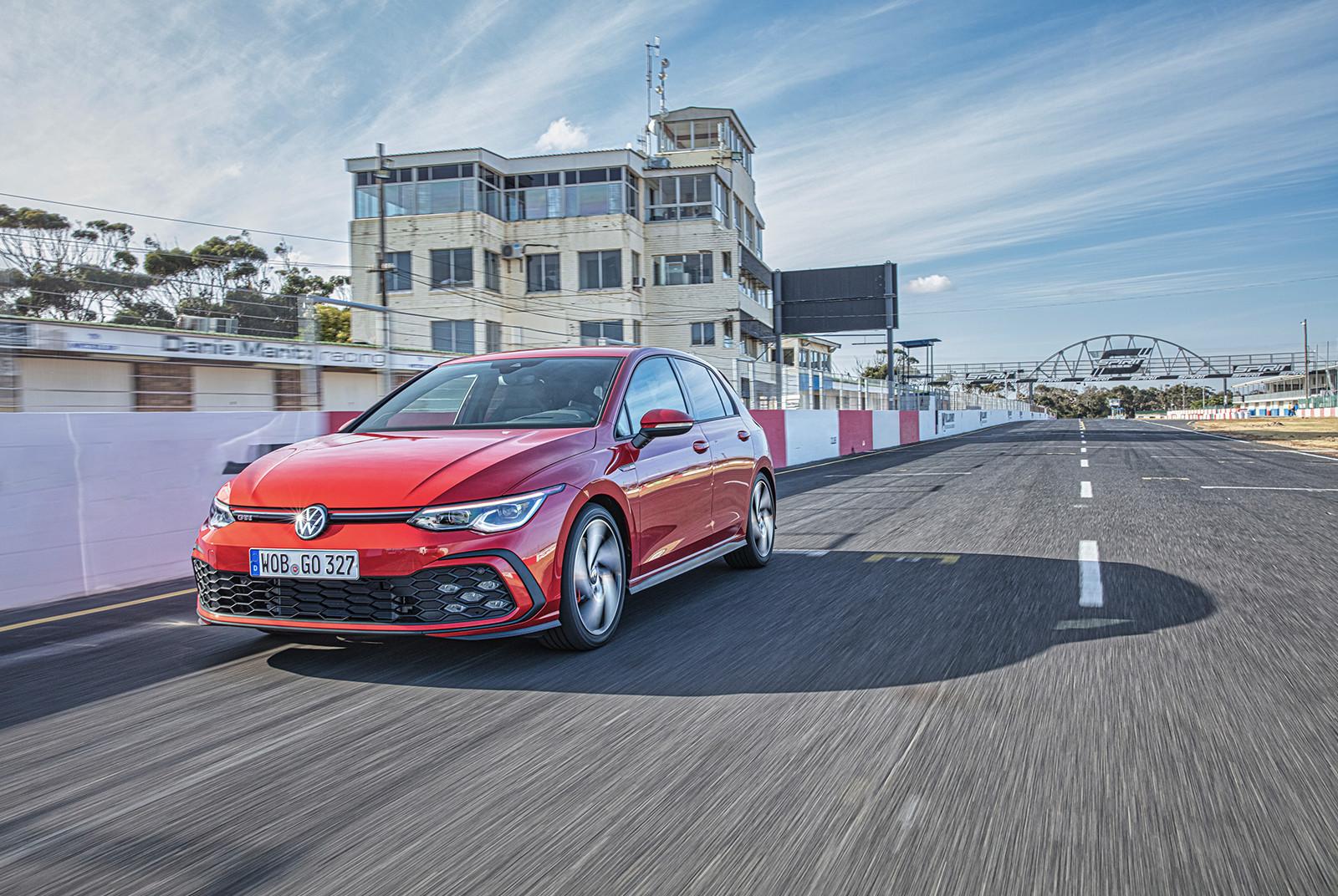 Foto de Volkswagen Golf GTI 2021 (3/14)