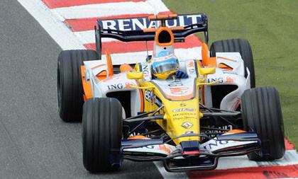 Fernando Alonso apunta alto en Francia