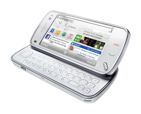 Nokia N97, primera imagen y datos