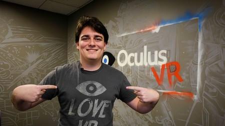 Palmer Luckey, el fundador de Oculus, está dejando Facebook y el proyecto que lo puso en el mapa