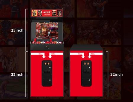 Neo Geo Mvsx Arcade Mexico Precio