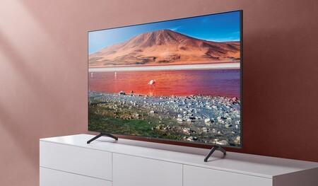 """Esta Smart TV 4K Samsung de 55"""" de la gama 2020 está a precio de chollo en eBay por 379,99 euros, y con envío desde España"""