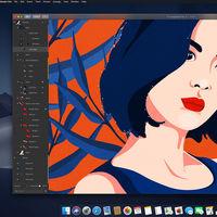 Pixelmator Pro 1.3 mejora y simplifica la organización de capas para tus trabajos más complejos