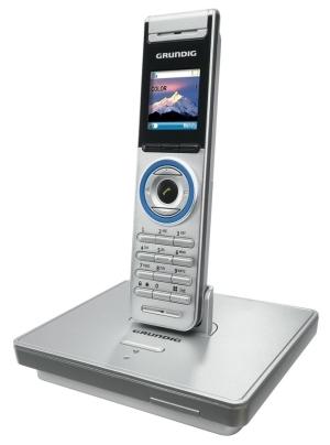 Calios, teléfono DECT con funciones de móvil