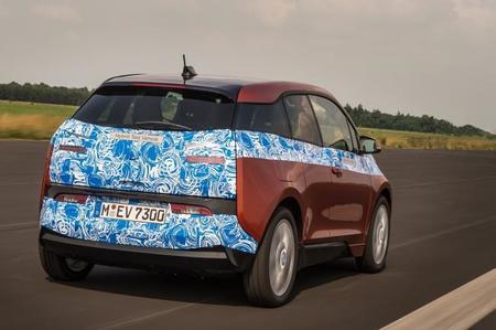 BMW i3 - zaga